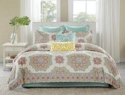 Echo Design Coverlet Echo Design Indira Comforter Set Full Red