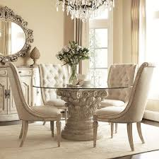 fascinating then round glass dining room sets 17 classy round dining table design glass dining table mesmerizing glass dining table