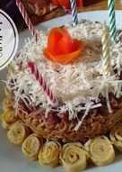 15 Resep Cake Indomie Enak Dan Sederhana Cookpad