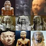 old Kingdom Egypt Pharaohs