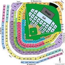 Wrigley Field Seating Chart Fall Out Boy Wrigley Field Tickets And Wrigley Field Seating Charts