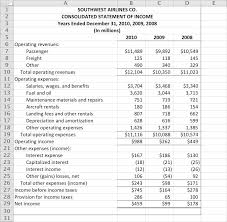 excel income statement 9 income statement templates word excel pdf formats