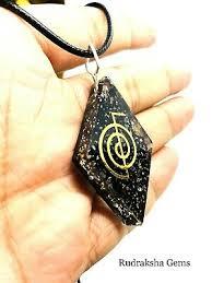 black tourmaline stone orgone