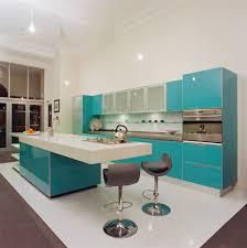 Red Lacquer Kitchen Cabinets Vintage Kitchen Design Beige Lacquer Finish Kitchen Cabinet Round