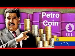 Image result for venezuelan petro