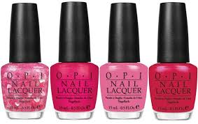 <b>OPI</b> Minnie Mouse and Spider-Man Inspired <b>Nail</b> Lacquers ...