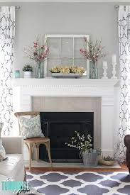 fireplace mantels decorating ideas 12 best fireplace mantel decor ideas images on home trends