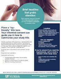 Recruitment Brochure Template Research Recruitment Flyer Template Recruitment Flyers