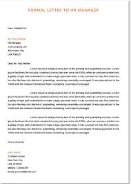 Formal Letterhead Examples Formal Letterhead Example 12 Reinadela Selva