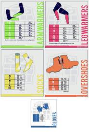 Bioracer Size Guide