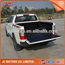 China New Pickup Terralord 4 Cylinder Diesel Pickup Trucks For Sale ...