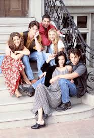 Make a date, your old friends are calling. Season 1 Friends Central Fandom