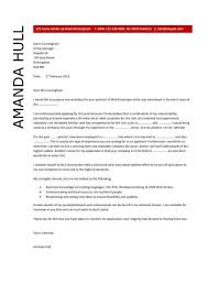 Collection Of Solutions Job Cover Letter Examples Twentyeandi With