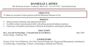 Objective Resume Examples Custom Objective In Resume Example Resume Examples Goal Resume Examples