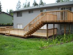 Bi Level Deck Designs The Complete Guide About Multi Level Decks With 27 Design