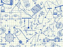 physics equations wallpaper