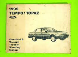 Ford Tempo Wiring Diagram Ford Ranger Wiring Diagram