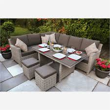 whitewash outdoor furniture. Kettler Outdoor Furniture Elegant Madrid Corner Set Whitewash