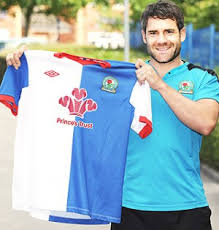 Tag your pics using #rovers! Blackburn Rovers Donates Shirt Sponsorship To Prince S Trust The Drum