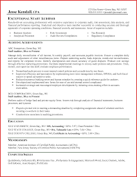 Internal Auditor Resume Objective Curriculum Vitae Verb Tense Resume Template For Retail Associate 49
