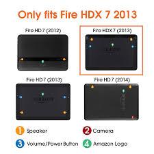 Case for Amazon Kindle Fire HDX 7 2013 ...