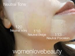 makeup forever pro finish multi use powder foundation swatches