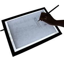 Super Thin Light Box Huion A3 Led Light Box Art Design Stencil Drawing Pattern Tracing Pad Lightbox Board View Huion A3 Led Light Box Huion Product Details From Shenzhen