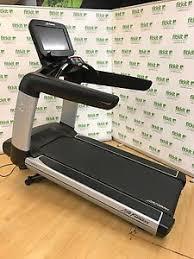chargement de l image en cours life fitness 95t elevation series treadmill discover se