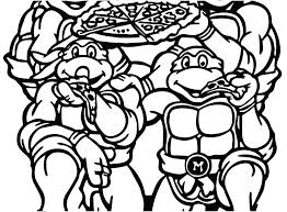 Ninja Turtles Pictures To Color Turtle Coloring Pages Photographs