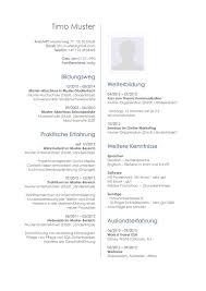 Lebenslauf Muster Vorlage 33 Architekt Bewerbung Pinterest
