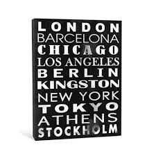major cities canvas wall art on city names wall art with major cities canvas wall art create art and gifts