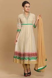 Designer Anarkali Suits Uk Doria Cotton Designer Anarkali