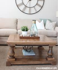 great barade coffee table diy restoration hardware coffee