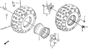 Honda trx250r wiring diagram free download wiring diagrams