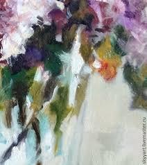 oil flower painting handmade oil painting flowers skyyart my livemaster