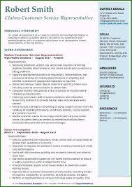 customer service representative resumes customer service representative resume sample pdf perfect