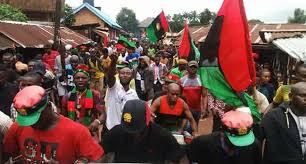 Biafra: IPOB Members Raise Flags In Benue Community - The Next Edition