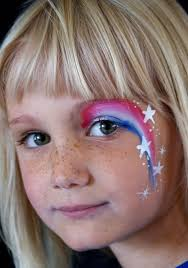 easy face painting designs for kids printable