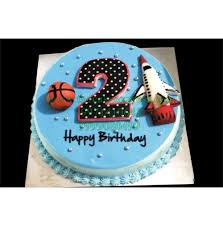 2nd Birthday Cake For Boy Boys Birthday Cakes Cake Express Noida