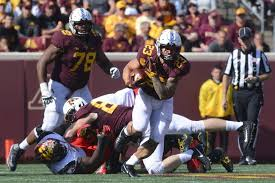 Purdue Football 2017 Depth Chart Gophers Prepare For Purdue After Loss To Maryland The