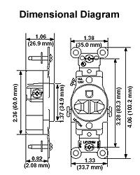 5821 w dimensional data · wiring diagram