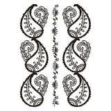 Imitace Tetování Henou Nalepovací Henna Tetování Tatscz