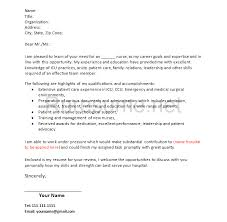 Check How RN Cover Letter Should Look Like.