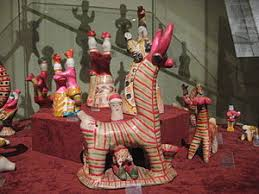 Филимоновская игрушка Википедия Филимоновская игрушка Всероссийский музей декоративно прикладного и народного искусства