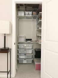 guest room home office. Organized Guest Room And Home Office Closet E