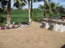 concrete patios pictures gallery