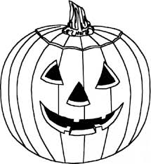 Small Picture Halloween Pumpkin Drawing Colored Festival Collections