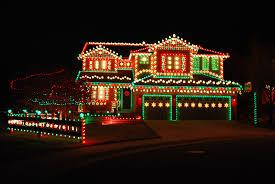 Amazing Christmas Lights On Houses Photo Hazards Gingerbread House Denver Colorado