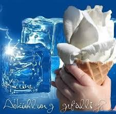 Kleine Abkühlung Gefällig Eis Essen Bild 22537