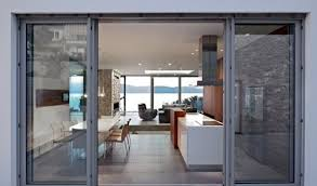to remove old sliding glass patio doors